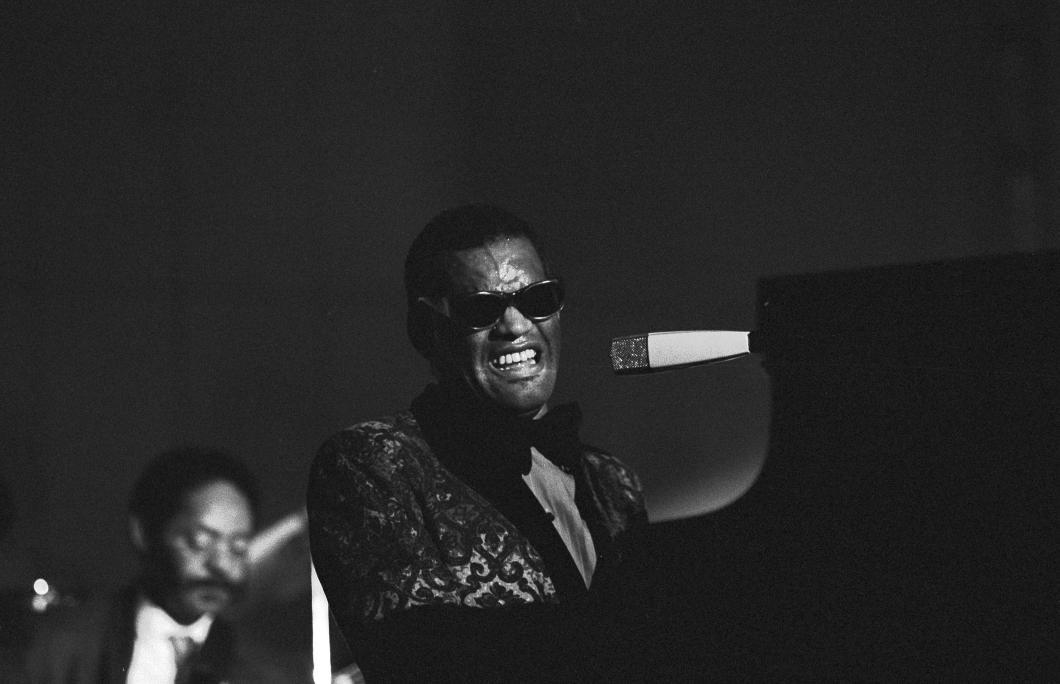 """Ray Charles 260971neu000"" by Heinrich Klaffs"